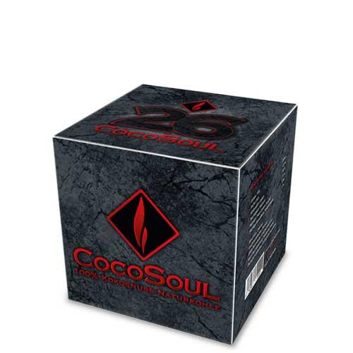 cocosoul-naturkohle-box-500g CocoSoul Naturkohle Shisha Kohle