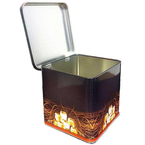 Kohlebox für 1kg Naturkohle